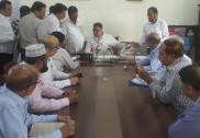 بھٹکل و اطراف کے مسلم اسکول منیجمنٹ کے ذمہ داران کا بنگلور دورہ؛ وزیر تعلیم سے جمعہ کی چھٹی جاری رکھنے کا مطالبہ؛