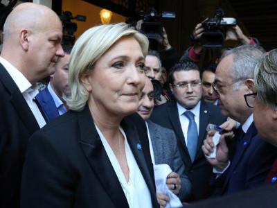 مارین لے پین نے لبنان کے مفتی اعظم سے ملاقات منسوخ کر دی