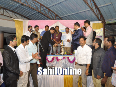 JCI a social organization inaugurated at Bhatkal by G Santhosh