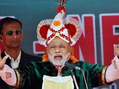 Modi promises to end economic blockade in Manipur