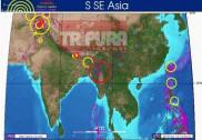 تریپورہ میں کم شدت کے زلزلے