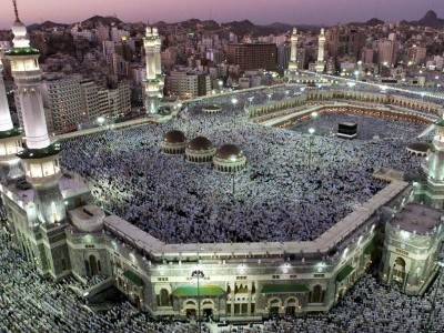 Over 1.75 lakh Indian pilgrims reach Saudi Arabia for Hajj