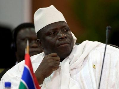 گیمبیا کے صدر نے ایمرجنسی نافذ کر دی