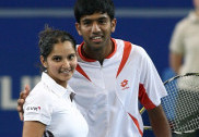 Sania and Bopanna move to Australian Open 2nd with partners
