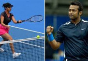 Paes off to winning start, Sania loses in women's doubles