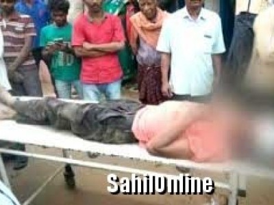 ಒಡಿಶಾ:ಬ್ಯಾಂಕ್ ಲೂಟಿಕೋರರನ್ನು ಬಡಿದು ಕೊಂದ ಜನತೆ