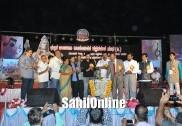 بھٹکل تعلقہ ورکنگ جرنلسٹ اسوسی ایشن کا شاندارآغاز؛ معروف کنڑا ادیب نثار احمد نے کیا کلیدی خطاب؛ دس ہزار سے زائد لوگوں کی شرکت