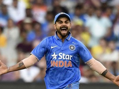 ICC Awards: Kohli becomes first player to bag all top honours in same year