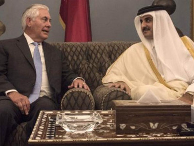 Gulf crisis: Qatar signs agreement with US to boost its counterterrorism efforts