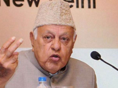 BJP in danger, creating fear psychosis: National Conference chief Farooq Abdullah