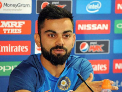 No added pressure on me: Virat Kohli