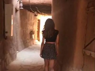 سعودی حکام نے منی اسکرٹ پہننے والی خاتون کو رہا کر دیا
