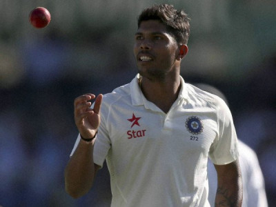 Burglars break into Umesh Yadav's house