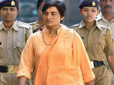 2008 Malegaon blast case: Plea in SC against bail granted to Sadhvi Pragya