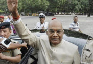 Ram Nath Kovind is the next President of India