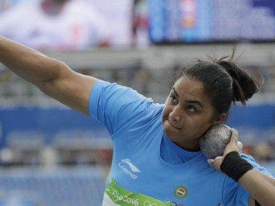 Shot putter Manpreet Kaur in dope net again, to miss World Athletics Championships