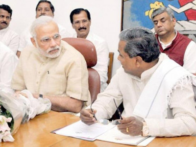 Karnataka CM writes to PM Modi over disparity in allocation of SDRF