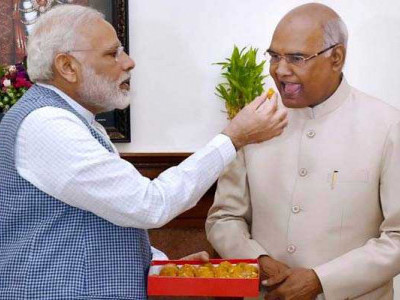 Emotional moment for me, I represent many Kovinds: President-elect