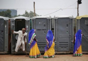 UK district to be open defecation free by Oct