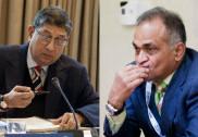 سری نواسن اور نرنجن شاہ نہیں لے سکتے بی سی سی آئی کی اسپیشل جنرل میٹنگ میں حصہ:سپریم کورٹ