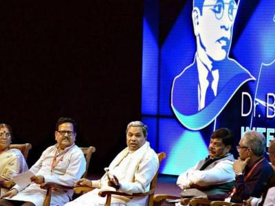AHINDA ideology can combat Hindutva: CM Siddaramaiah