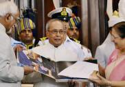 پارلیمنٹ کی کارروائی روکنے سے سب سے زیادہ نقصان اپوزیشن کوہوتاہے؛ الوداعی جلسہ میں پرنب مکھرجی کا اظہار خیال