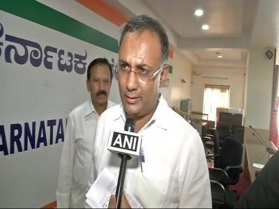 'Hindi-Centric' BJP does not respect diversity: K'taka Congress