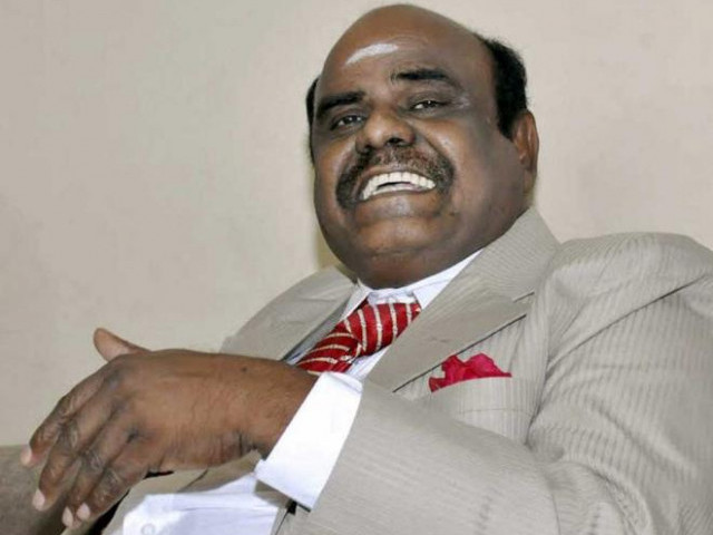 Karnan seeks remission of jail term from new President