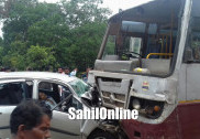 Kumta NH66 accident case: 3-year-old succumbs to injuries