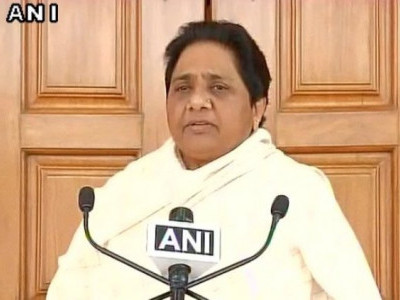 President Kovind has same anti-Ambedkar thinking as BJP: Mayawati