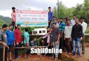 Bhatkal: Tree plantation and Swacch Bharat programme held at Hadvalli