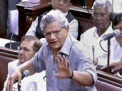 No third term for Sitaram Yechury in Rajya Sabha, says CPI (M)