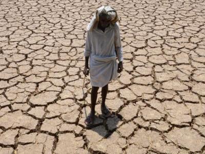 ریاست میں ایک بار پھر سنگین خشک سالی کے آثار نمایاں