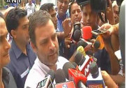 Nitish has joined communal forces for his personal politics: Rahul Gandhi