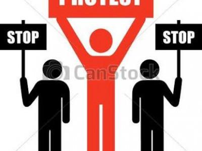 Udupi: Construction workers stage huge protest demanding solution to sand problems