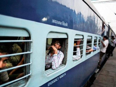 Crimes against women in trains up by 35% during 2014-2016: Govt in Parliament