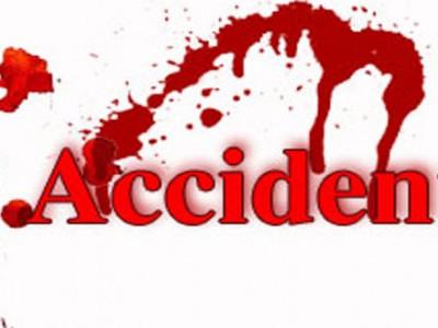 اتر پردیش کے مہوبہ میں سڑک حادثہ، 1خاتون سمیت 3افرادہلاک
