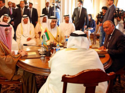 Gulf crisis: Arab countries say ready for dailogue with Qatar on conditions