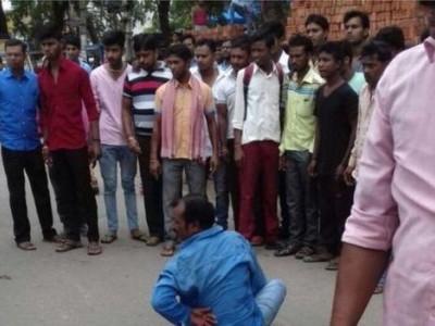ہجوم کے ہاتھوں تشدد کا فروغ بہت خطرناک۔۔۔۔۔۔از:راجیش جوشی