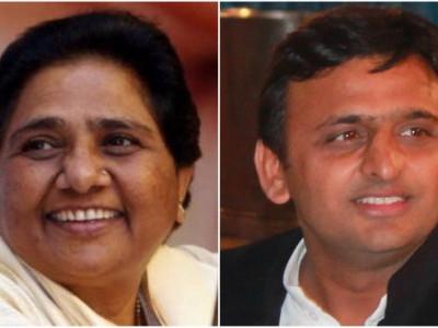 یوپی راجیہ سبھا انتخابات: مایاوتی نے اکھلیش یادو سے مانگا رٹرن گفٹ