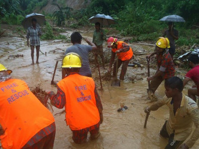 Bangladesh landslides toll reaches 137
