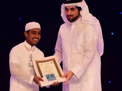 Bangladeshi boy, 13, wins Dubai Quran Award