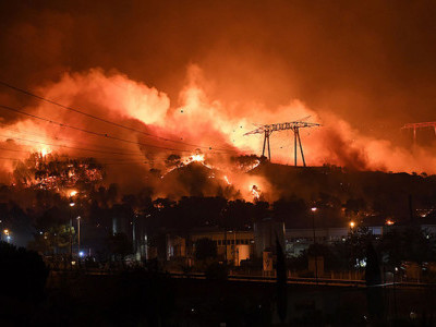 Portugal: 25 dead, 20 injured in massive forest fire