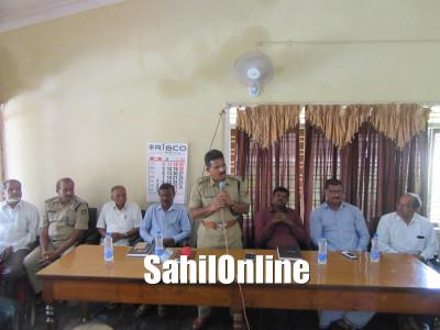 Peace meeting held at Bhatkal ahead of Eid-ul Fitr