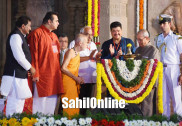 صدر ہند پرنب مکھرجی کے ہاتھوں اُڈپی میں سوپر اسپشالٹی اسپتال کی سنگ بنیاد