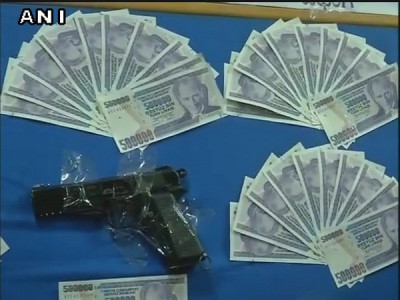 Karnataka: Turkish currency worth Rs. 75 crore seized, four arrested