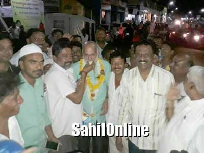 ಮುಂಡಗೋಡ : ಸಾಲಮನ್ನಾ ಕಾಂಗ್ರೆಸ್ ಸರಕಾರದ ಮಹತ್ಸಾದನೆ : ಶಿವರಾಮ ಹೆಬ್ಬಾರ