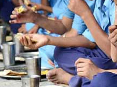 Sirsi: Lizard found in mid day meal, 13 students hospitalized
