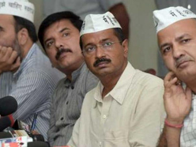 Blow to AAP: EC to continue hearing office of profit case against 21 MLAs