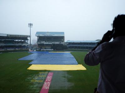 Series-opener between India and West Indies washed out